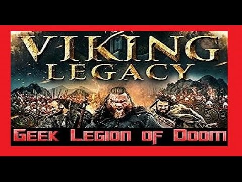 VIKING LEGACY ( 2016 Hollie Burrows ) Historical Fantasy Movie Review
