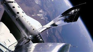 Virgin Galactic anuncia haber realizado vuelo espacial de prueba