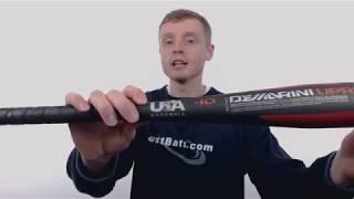 Bat Review: DeMarini Uprising -10 USA Baseball Bat (WTDXUPL)