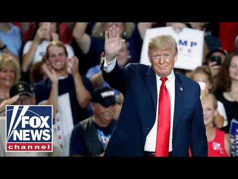 Highlights from Trump\'s Ohio rally speech