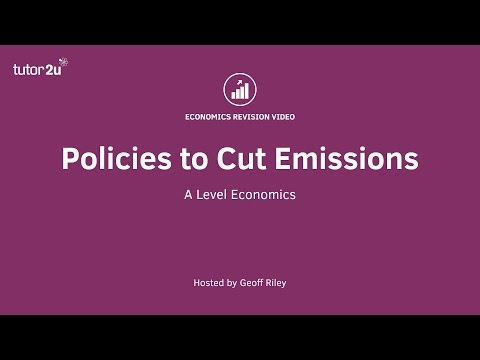 Evaluating Policies to Cut Carbon Emissions