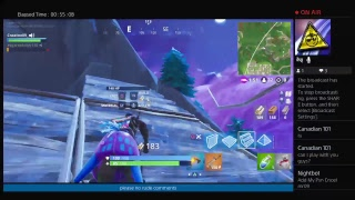 trolling other people on fortnight