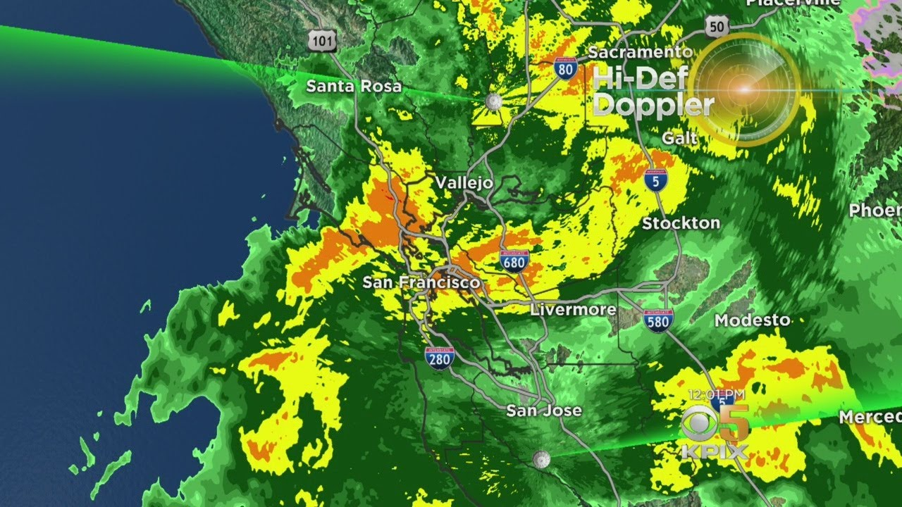 Another round of widespread rain and storms arrives early Tuesday ...