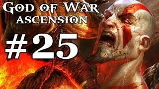 God of War Ascension - Walkthrough Part 25 - Trial of Archimedes (PS3) [HD]