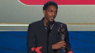 Lou Williams - Sixth Man of the Year | 2018 NBA Awards