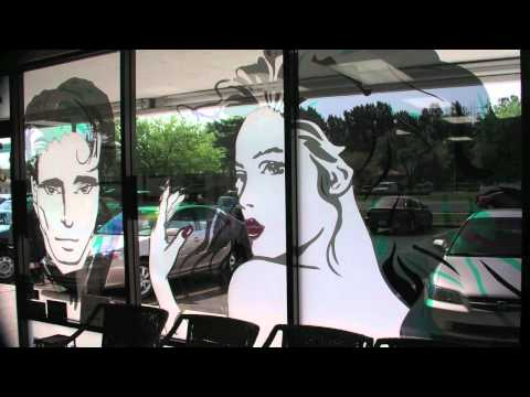 Solar Graphics - Hair Salons