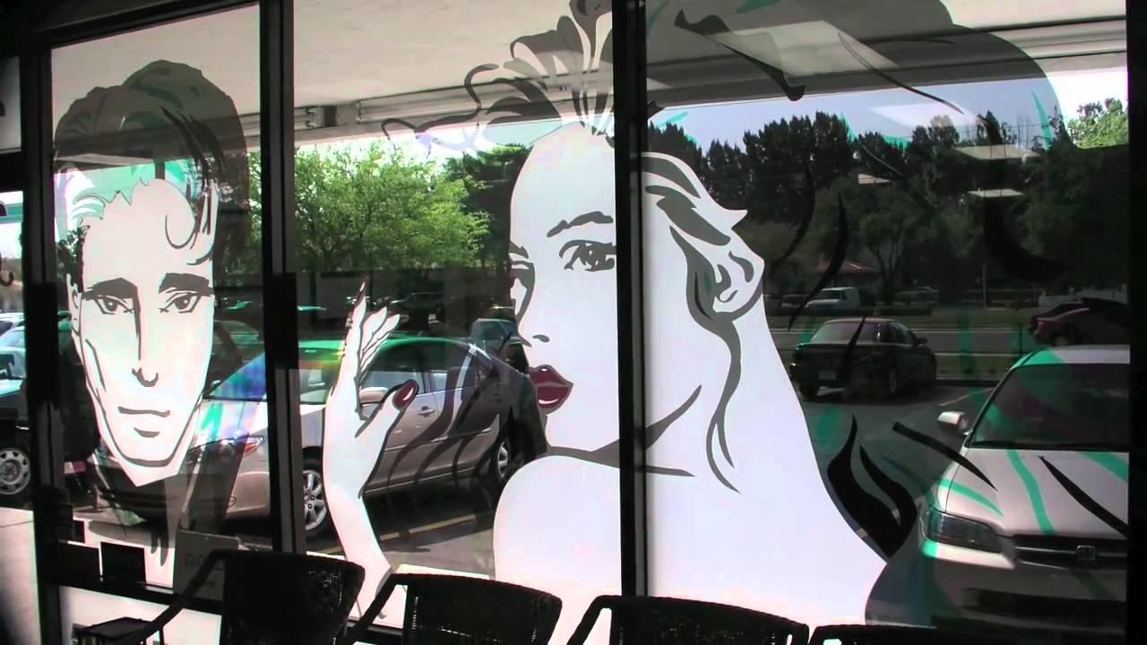 Solar Graphics Hair Salons Youtube