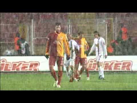 Ali Sami Yen Stadındaki son lig maçı...