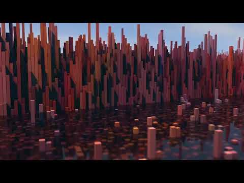Animation 3d hair Landscape | CGI Motion | Studio Capicúa