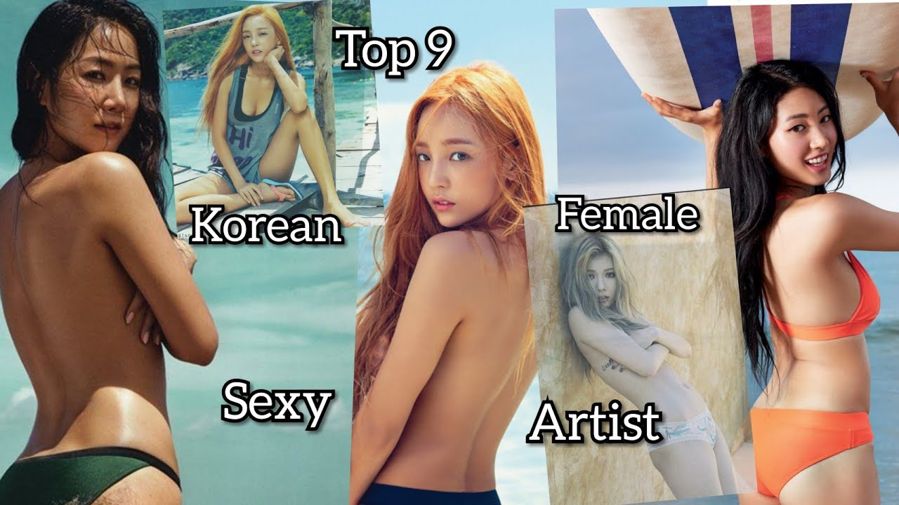 Top 9 Korean Sexy Female Artist of 2019