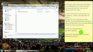 How To Flash and Fix Bootloop Sony Xperia M C2005