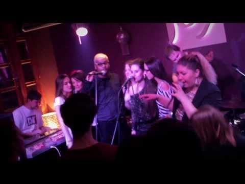 Erika Fečová - Rozlučkový koncert - Joy Cosmpolitan 2014