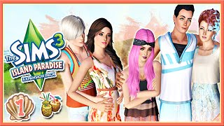 Let's Play The Sims 3: Island Paradise (Part 1) - Welcome to Paradise!