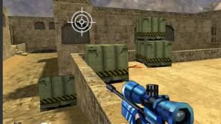Игра Контр Страйк 3Д прохождение