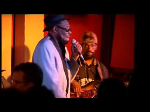 Derrick Morgan -- Conquering Ruler [I Am The Conqueror] (from the DVD 'Live At The 100 Club')