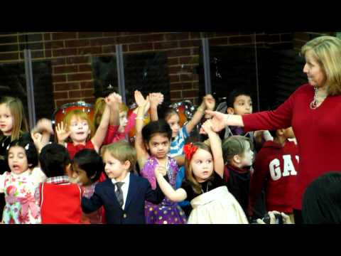 Sriram - Grace Garden Preschool Christmas 2011 Part 4