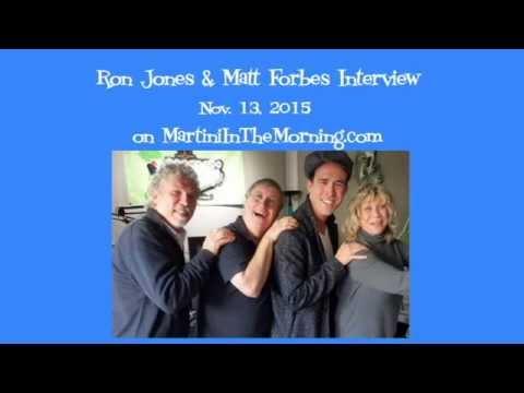 ron jones matt forbes on martini in the morning youtube. Black Bedroom Furniture Sets. Home Design Ideas