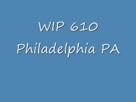 WIP 610  Philadelphia PA  1978  Bill Neil