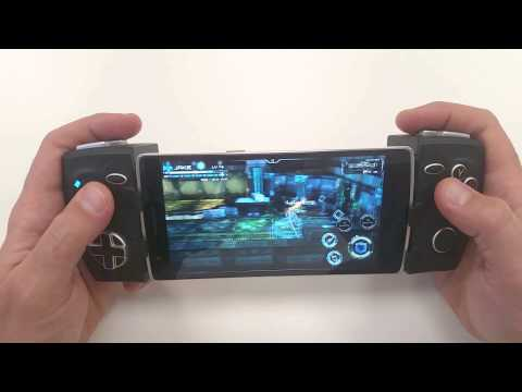 Implosion: never lose hope + Phonejoy gamepad review and gameplay