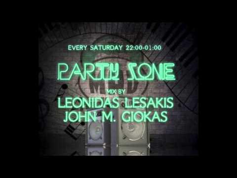 DJ Set by Leonidas Lesakis &John M.Giokas (Party Zone 9/11/13)