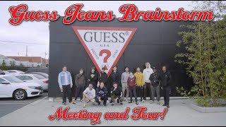 Guess Jeans! Factory Tour