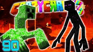 Minecraft Crazy Craft 3.0: MUTANT CREEPER DON