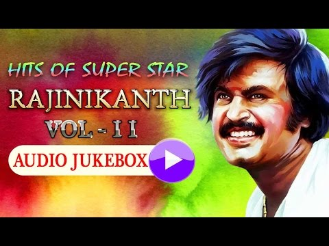 Romantic Songs of SUPER STAR | Rajinikanth | ரஜினிகாந்த் | Audio Jukebox | Tamil | HD Songs