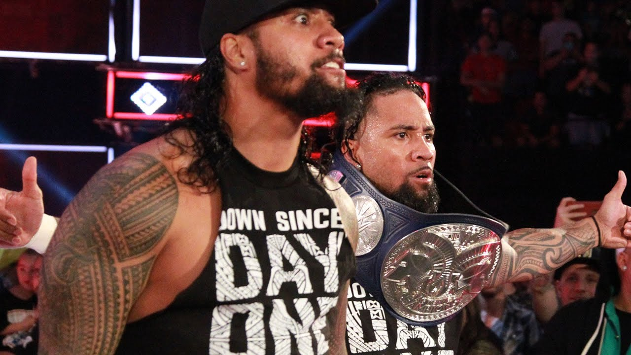 The Usos' entrance makes the WWE Music Power 10 (WWE ...