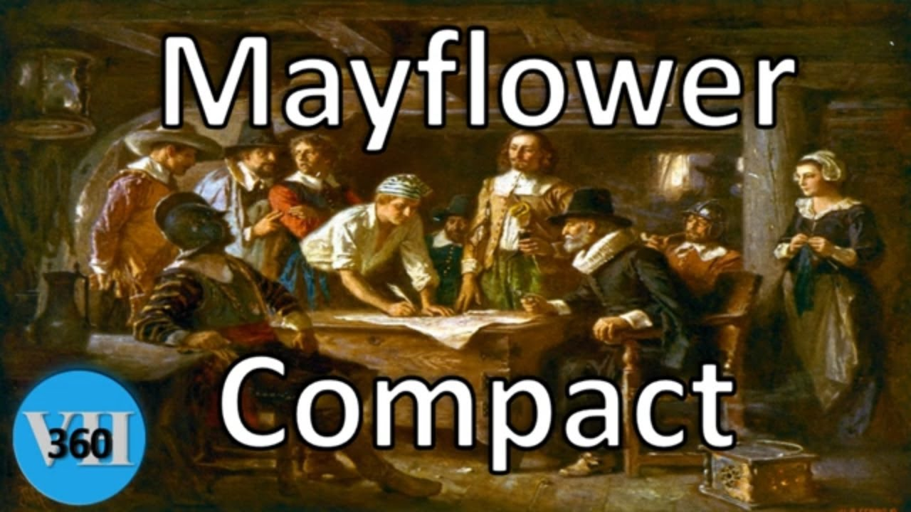 what group wrote the mayflower compact
