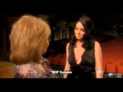 Lindsay Lohan Short 'Liz & Dick' Barbara Walters Interview