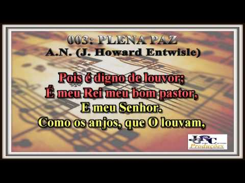 003   Plena Paz Karaoke/playback
