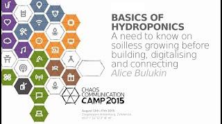 [한글자막] 수경재배기초 (Basics of hydro…