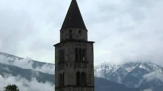 Campane della chesa di S. Giorgio a Montagna in Valtellina (SO)
