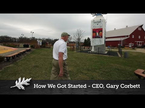 How We Got Started - CEO, Gary Corbett Tells All.