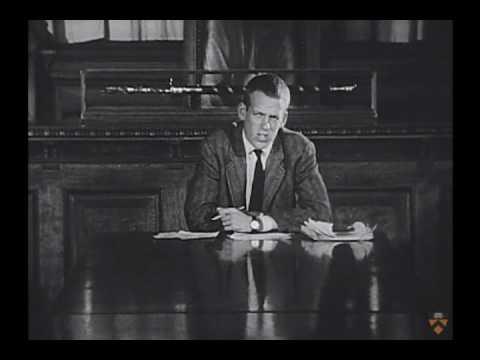 """An undergraduate view of Princeton University,"" 1962"
