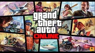 Grand Theft Auto Online #1