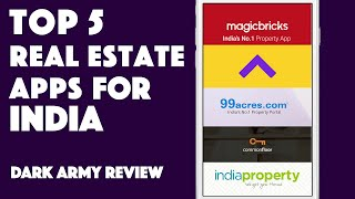 Top 5 Real Estate Apps Review | INDIA screenshot 5