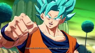 DRAGON BALL FighterZ movimientos y escenas especiales # 1