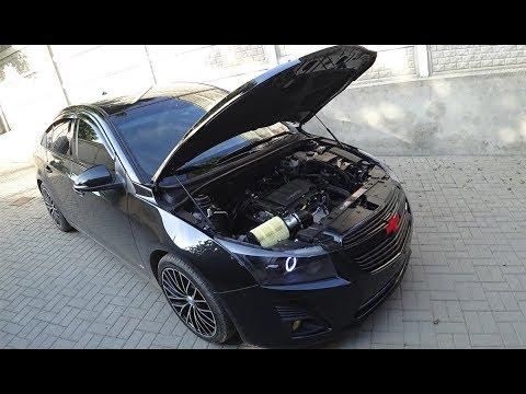 Фильтр от Ford Focus 2 на Chevrolet Cruze #10