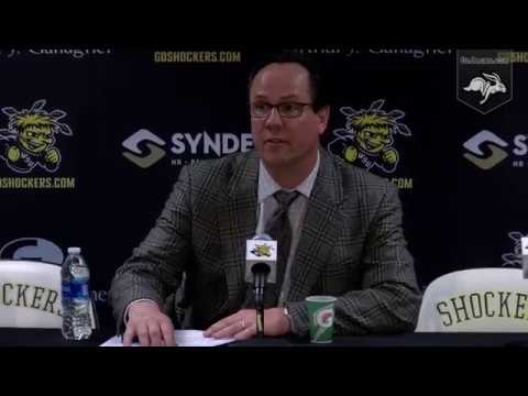 Wichita State Press Conference vs South Dakota State (12.05.2017)