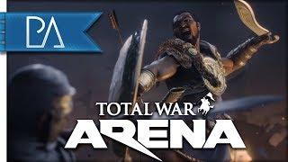 SUPER SNEAKY TACTICS - Hannibal - Total War: Arena Gameplay