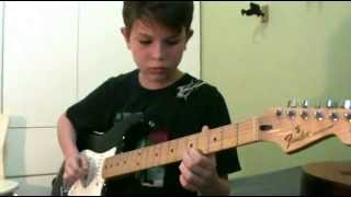 joe satriani - always with me always with you (cover)