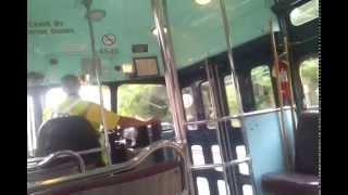 TTC PCC streetcar ride