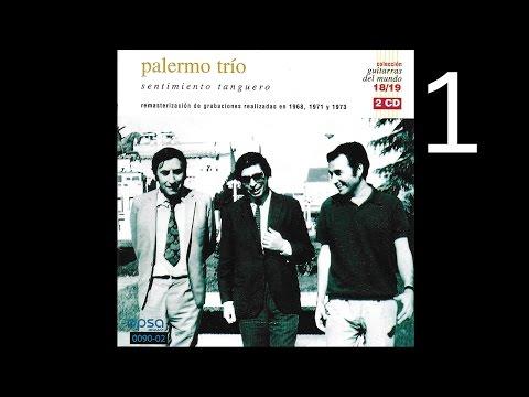 Palermo Trío – Sentimiento Tanguero, 1/2: Toquen… Guitarras (1968) + Bonus (Full Album)