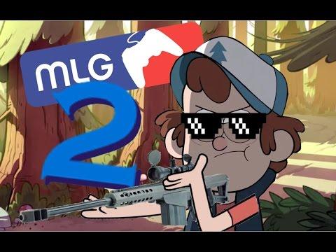 Gravity Falls MLG 2: Revenge of the MLG