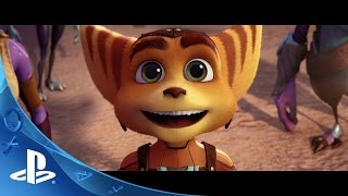Ratchet & Clank – Official Movie Trailer – In Theaters 4/29