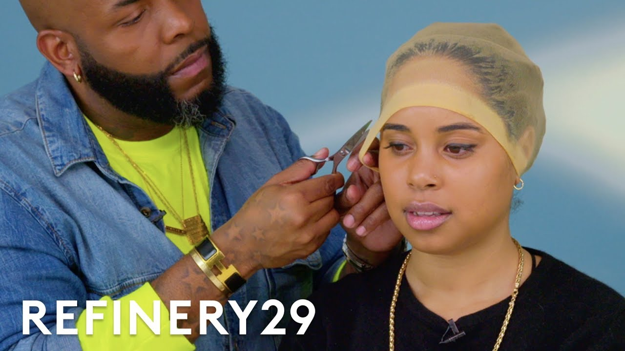 I Got My First Wig From Rihanna's Hairstylist | Hair Me Out | Refinery29