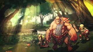 Therian Saga trailer /4GameGround.ru