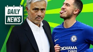 TRANSFER NEWS: Hazard to Man City, Pogba to leave Man United + Griezmann BOOED by own fans