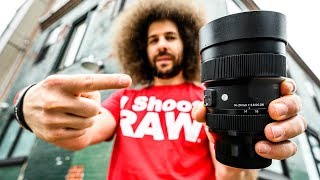 SIGMA 14-24mm 2.8 ART SONY E Mount Review | The MUST Have LENS for SONY Cameras!